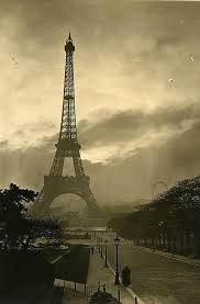 The eiffel tower is the tallest and most known structure in paris, france. Eiffel Tower Paris C 1920 Reckon Talk