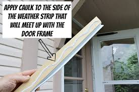 garage door weather stripping side and topHow to Stop Drafts and High Utility Bills by Installing Weather