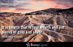 fascinating quotes on how financial freedom health and wellness