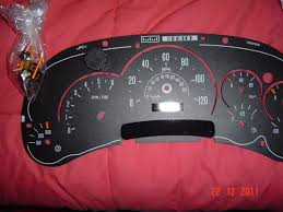 diy adding a trans temp gauge to your cluster performancetrucks gauge face a trans temp diagram 1 small gauge needle 1 instrument cluster stepper motor 1 light bulb not shown in this install due to the fact im