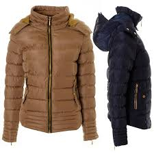 womens quilted winter coats
