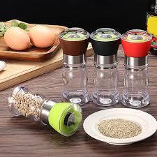 Eco Friendly <b>1Pcs Pepper Cook</b> Grinder Kitchen <b>Mills</b> Spice Salt ...