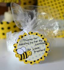 Bumble BEE Birthday Party Favors Bumble Bee Baby Shower
