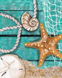 beach scene canvas painting by lisa melia this one is called le le little seastar paint ideas beach scenes le le and