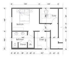 Awesome Master Bedroom Floor Plans With Bathroom Photos - Bedroom floor plan designer