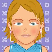 Pickaface.net avatar creator - Avatar Ava larson