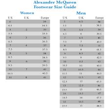 Alexander Mcqueen Dress Size Chart Rysenshyne