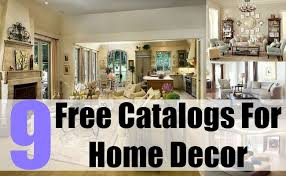 the catalogs for home decor for the customers madison house ltd