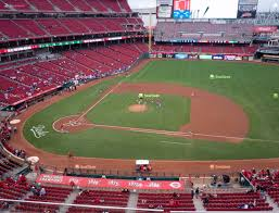 Great American Ball Park Section 430 Seat Views Seatgeek