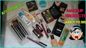 beginners makeup kit under rs 100 makeup s under rs 100 best affordable makeup