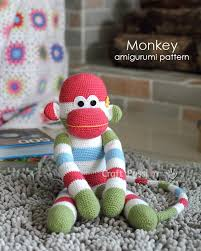 Sock Monkey Pattern New Free Sock Monkey Patterns PeekaBoo Pages Patterns Fabric More