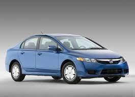 2009 Honda Civic Hybrid Honda Civic Hybrid Honda Civic Honda