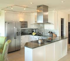 Peninsula Hood Kitchen Traditional With Traditional Handle Kitchen .