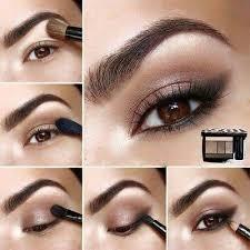 easy makeup tutorials for brown eyes eye makeup tutorial fashion eye make up tutorials