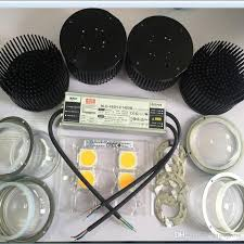 diy cree cxb3590 cob led grow light lenses kit 3500k with meanwell dimmable led driver hlg 185h c1400b 400w led grow light led lights for growing from
