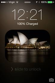 Mini Review: Lockscreen Wallpaper Designer, The Simple IPhone App ...