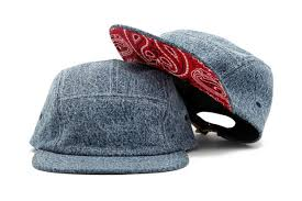 Japanese brand mad-hectic-paisley-5-panel-cap