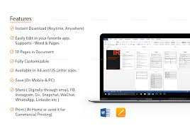 General Incident Report Template In Word Google Docs Apple Pages