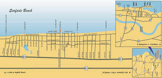 directions to dunes realty myrtle beach vacation als surfside beach map
