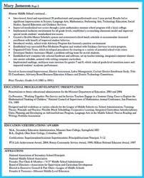Government Template Letter Sample And Resume Examples