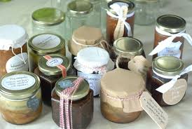 Decorating Jelly Jars hunt gather and host quick jams and preserves party DesignSponge 38