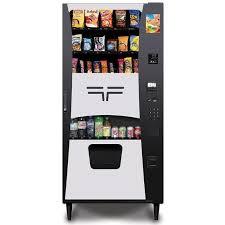 Product Vending Machines Custom Trimline II Combo Vending Machine Vending Machines VendReady