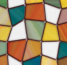Types and Styles Faux Stained Glass Window Film | Design Ideas ...