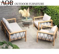 chinese modern outdoor garden patio