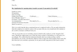 Letter Format Of Closing Saving Bank Account Letter Format For Bank
