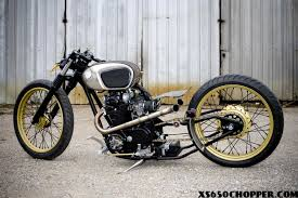 xs 400 bobber build coming to a finish question