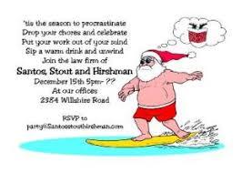 Hilarious Christmas Party Invitation Wording Czeckitout