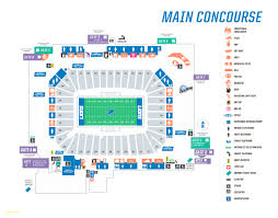 top result ford center frisco seating chart best of ford field seating map ford field section