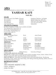Ideas To Put On A Resume