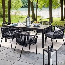 target threshold outdoor dining set. find replacement cushions for your patio furniture target threshold outdoor dining set r