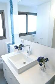 modern bathroom mat sets glass tel glass tile iridescent with modern bath mat sets powder room