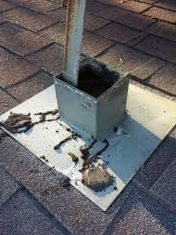evaporative cooling swamp cooler feet on roof home the tar is nowhere near the top and water seems to just sit in the boxes after any rainfall is this ok if not what should i do to improve the setup