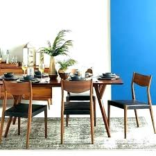 mid century modern dining room chairs mid century dining room mid century round dining table mid