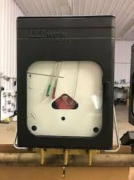 Itt Barton Chart Recorder Pressure Only Free Standing Hydro