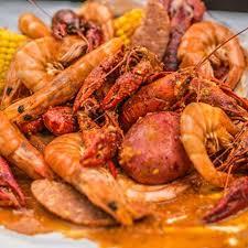 Cajun Style Juicy Seafood Places Near ...