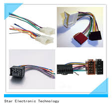 factory car stereo auto radio wire harness connector factory car stereo auto radio wire harness connector