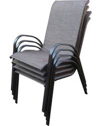 Save Your Pennies Deals On Outdoor Oasisâu201e¢ Set Of 4 Andora Sling Outdoor Sling Furniture