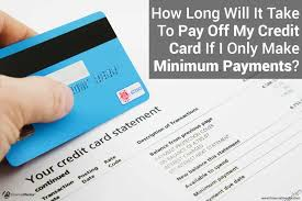 Calculator Credit Card Payment Credit Card Minimum Payment Calculator