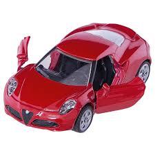 Купить Легковой автомобиль <b>Siku Alfa</b> Romeo 4C (1451) 1:55 9.7 ...