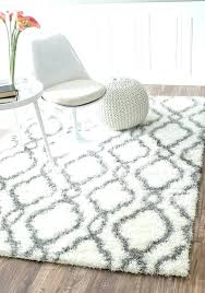 small rug gray fluffy rug superior complexion with white rug small light grey fluffy