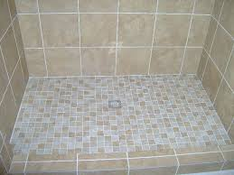 shower tile floor tiled shower floors pictures with porcelain tile glass tile bathroom floor slippery mosaic