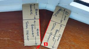 Measuring windows for blinds Inside Outside Picture Wooden Blinds 50mm Slats This Option Would Require If Face Fixing Some Battening To Match Your Handle Depth If Your Fixing Position Does Not Sampleavailableinfo Angled Bay Window Measuring Guide