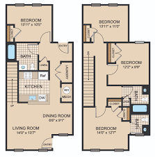 4 Bedroom Apartments In Maryland Plans Cool Decorating Ideas