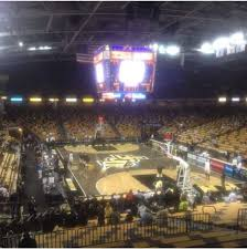 Cfe Arena Home Of Ucf Knights Page 1