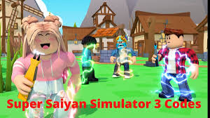 Codes admin september 20, 2020. Super Saiyan Simulator 3 Codes 2021 Codes Showcasing All Skills In Saiyan Fighting Simulator Roblox Video Dailymotion Take Action Now For Maximum Saving As These Discount Codes Will Not Valid Forever Bnuir Rea