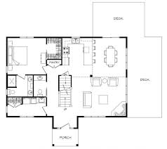 log home plans with open floor plans log home plans with for 1 5 story open